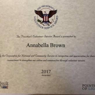 Presidential Service 1